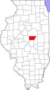DeWitt County in Central Illinois