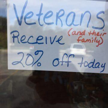 Thank you Veterans 🇺🇸